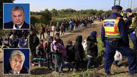 'George Soros-type seance': Orban mocks EU opposition to Hungary's anti-migrant law