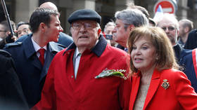 Wife of former Front National leader Jean-Marie Le Pen violently assaulted during Paris mugging