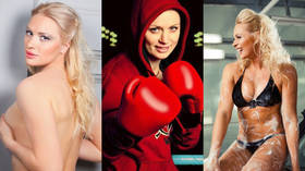 Russia's most beautiful boxer? Meet world champion Svetlana Kulakova (PHOTOS)