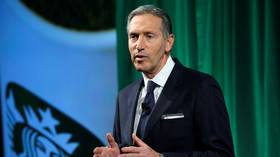 Former Starbucks CEO Howard Schultz © Reuters / Andrew Kelly