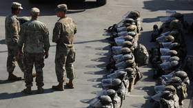 'Several thousand' more troops headed for US-Mexico border - Pentagon