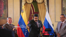 Russia vows to defend its Venezuelan oil assets