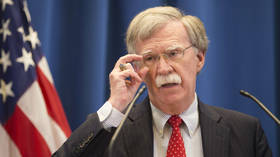 US National Security Advisor John R. Bolton © Global Look Press /  Xu Jinquan