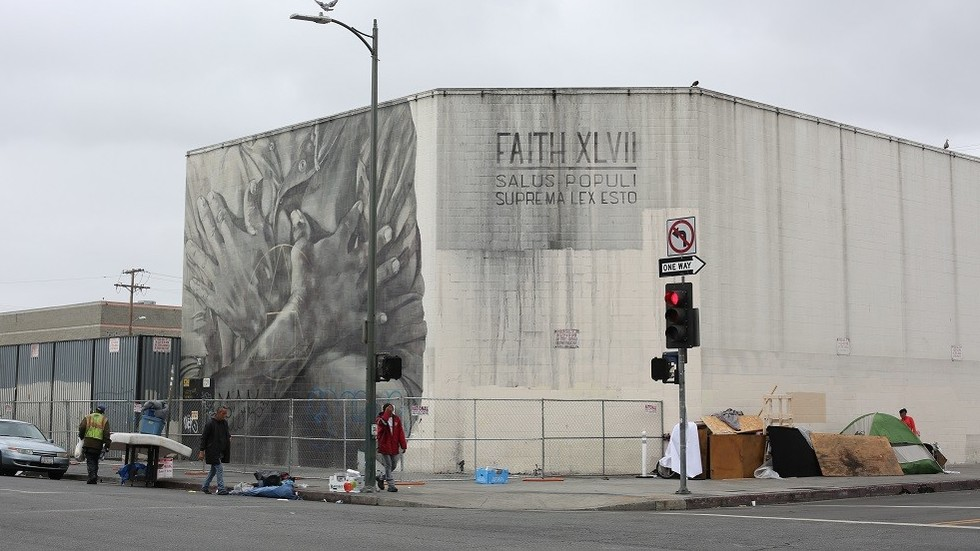 'Medieval disease caused by trash': Typhus spreads to LA ...