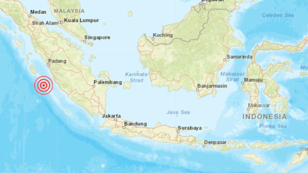 6.1-magnitude earthquake strikes off coast of Sumatra, Indonesia – USGS