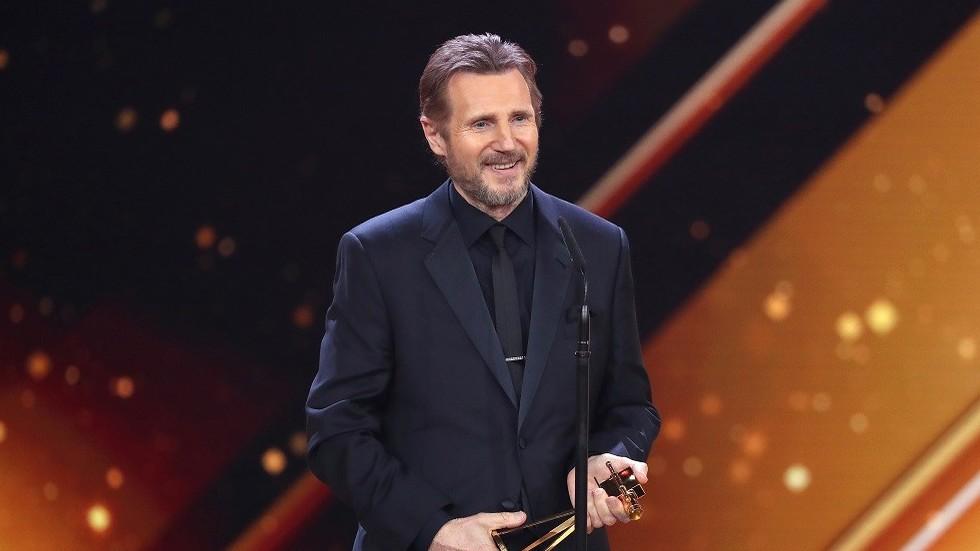 'So I could kill some 'black bastard': Liam Neeson slammed for racist revenge fantasy