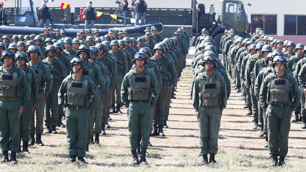 We should make invasion price 'excessively high' for US – Maduro