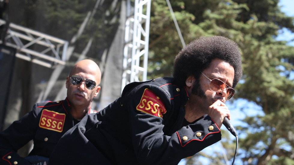 Rapper who heads 'The Coup' band dropping some Venezuela truth bombs on Twitter