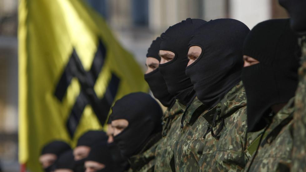 Risultati immagini per UKRAINE NEONAZI ISIS