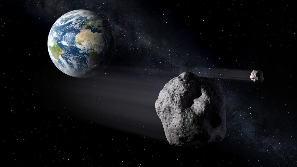 Risk of asteroid smashing into Earth ratcheted up by space agency