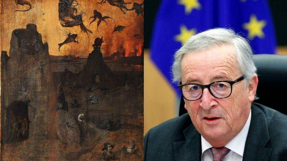 'My job here is hell,' EU's Juncker laments, as Brexit deadlock looms large