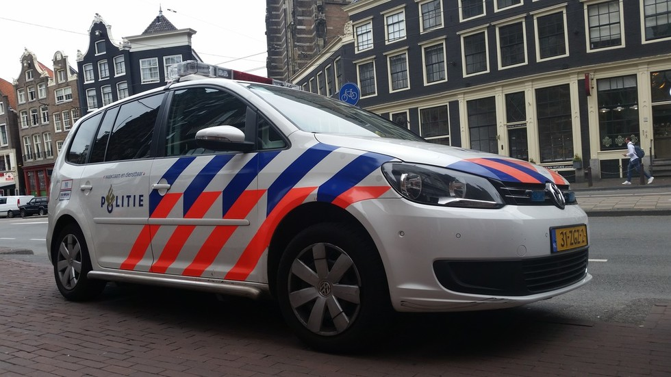 '20 shots fired': Police shoot armed suspect dead outside Dutch central bank in Amsterdam
