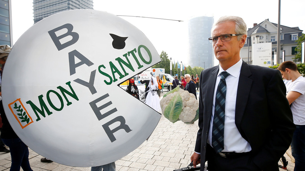 French and German farmers forced to destroy GMO crops found in Bayer