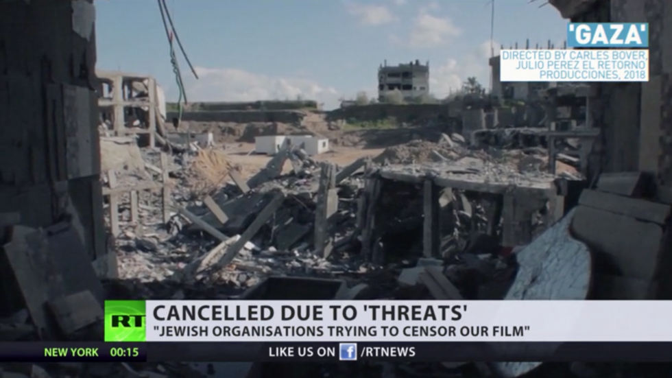 'They threatened us': Award-winning 'Gaza' filmmakers faced censorship from Jewish groups