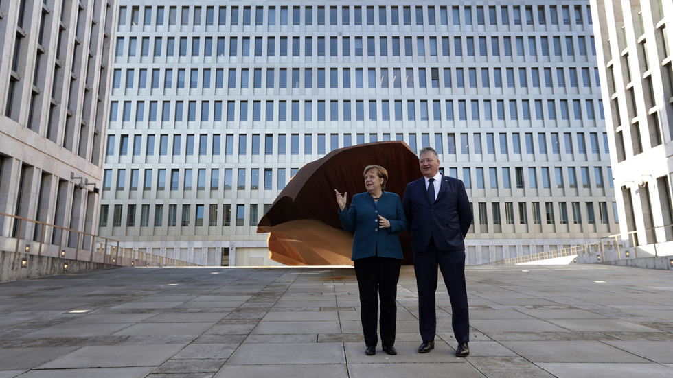 $1.25bn home for 4,000 secret agents: What's behind German spy agency's new HQ? (PHOTOS)