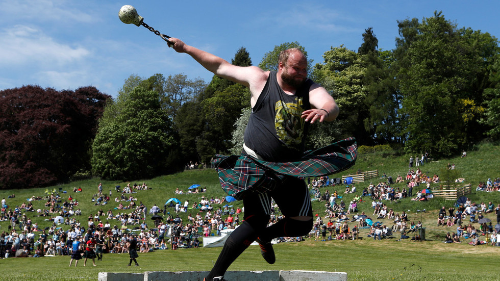 What's under the kilt? Highland Games may include 'non-binary events' after threats to slash funding