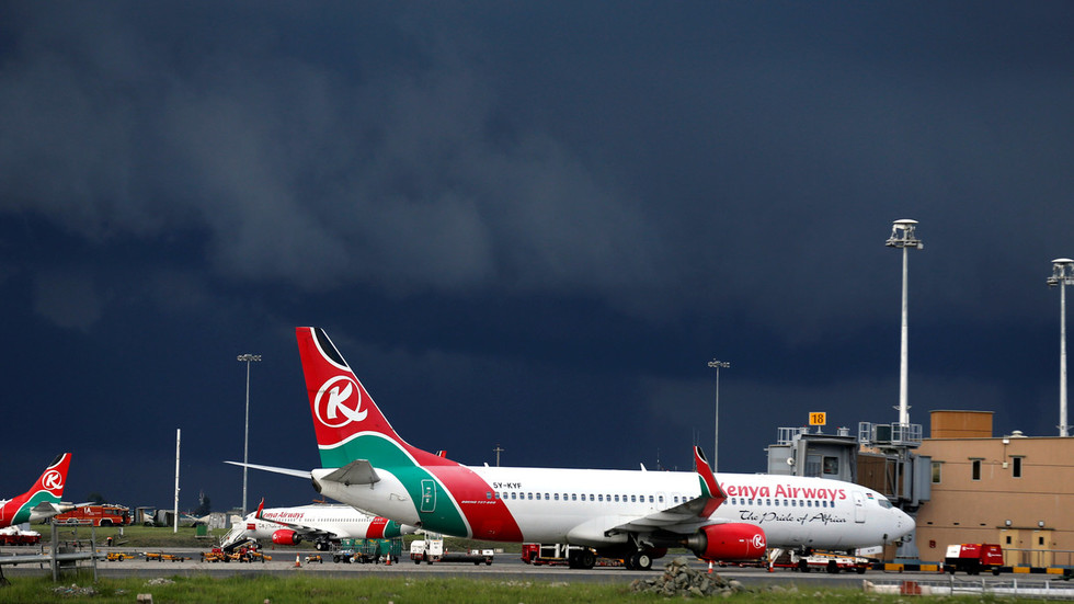 Planes sustain 'significant damage' after maintenance check goes wrong in Kenya (PHOTOS)