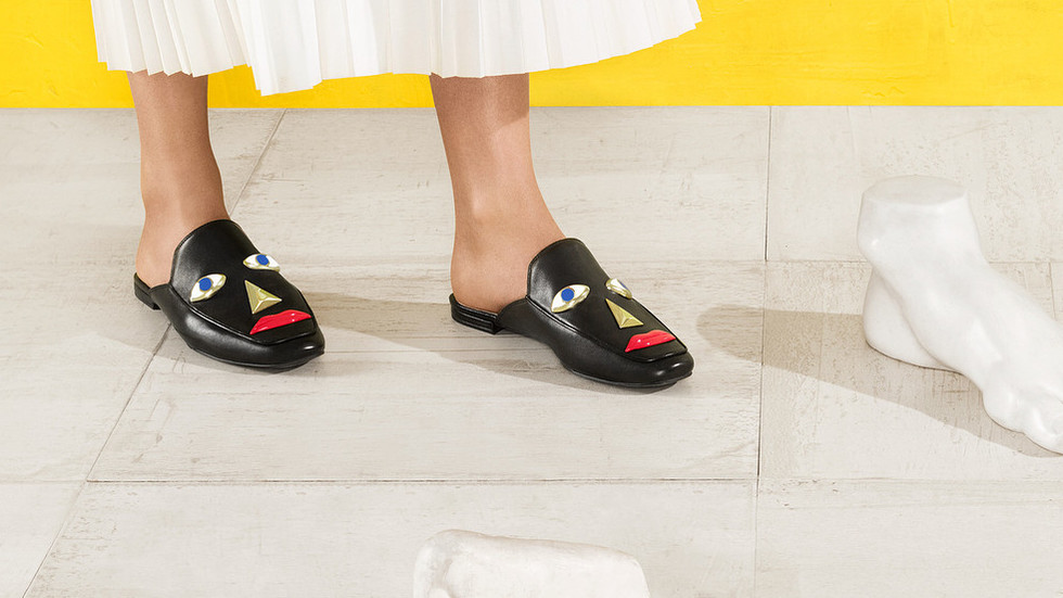 Racism or just an ugly shoe? Katy Perry's new 'blackface' footwear sparks outrage