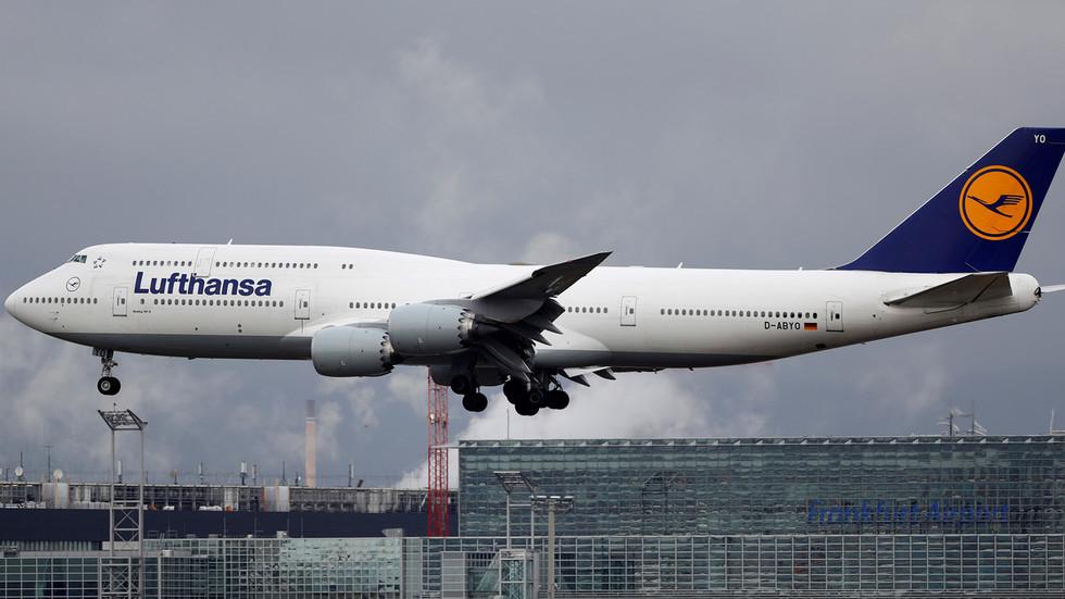 Cheap ticket trick? Lufthansa airline sues passenger for missing flight