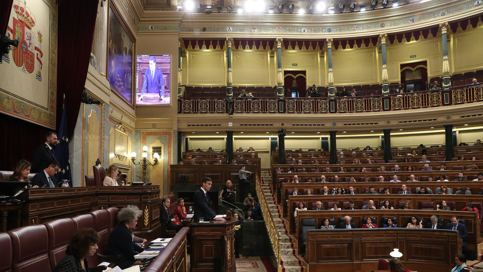 Spanish parliament rejects Socialist government's budget, paving way for possible early elections