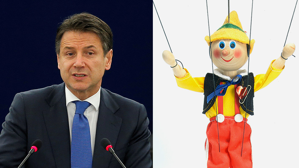 'I am not a puppet': EU war of words erupts as Italian PM rejects Verhofstadt's claims