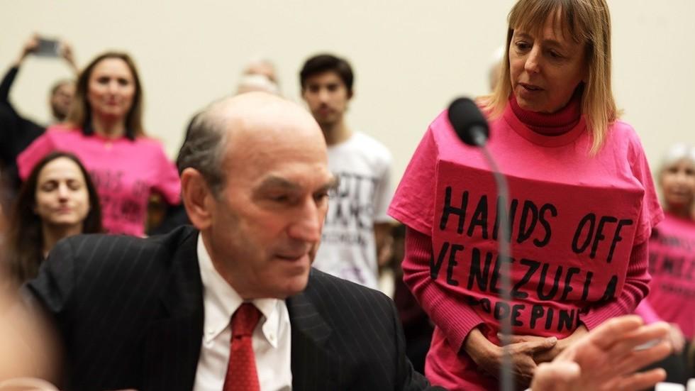 House hearing on Venezuela: Military intervention no, regime change yes