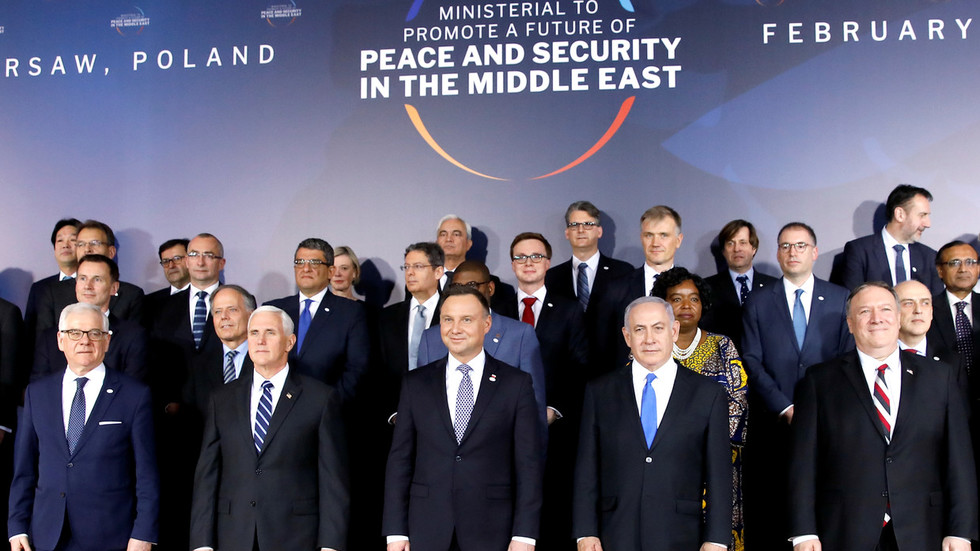 'Dead on arrival': US kicks off Iran summit in Poland, but where are those key European allies?