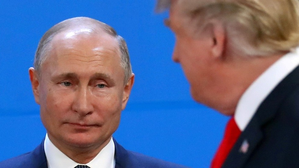 Proposed 'sanctions from hell' against Russia may curb Trump, but won't help US rule the world