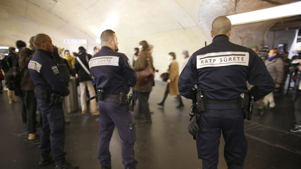 Acid attack on Paris metro leaves 1 person critically injured – report