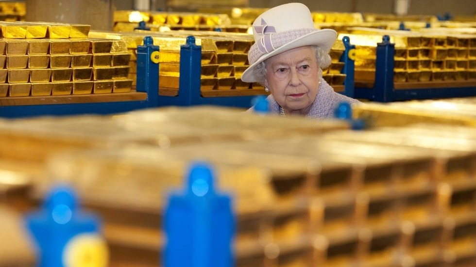 Hey UK! It's not just Venezuela, what happened to Australia's gold?