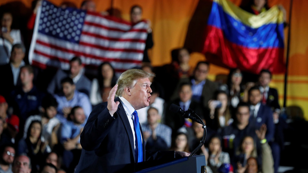'You'll lose everything!' Trump issues ultimatum to Venezuelan military, says all options are open