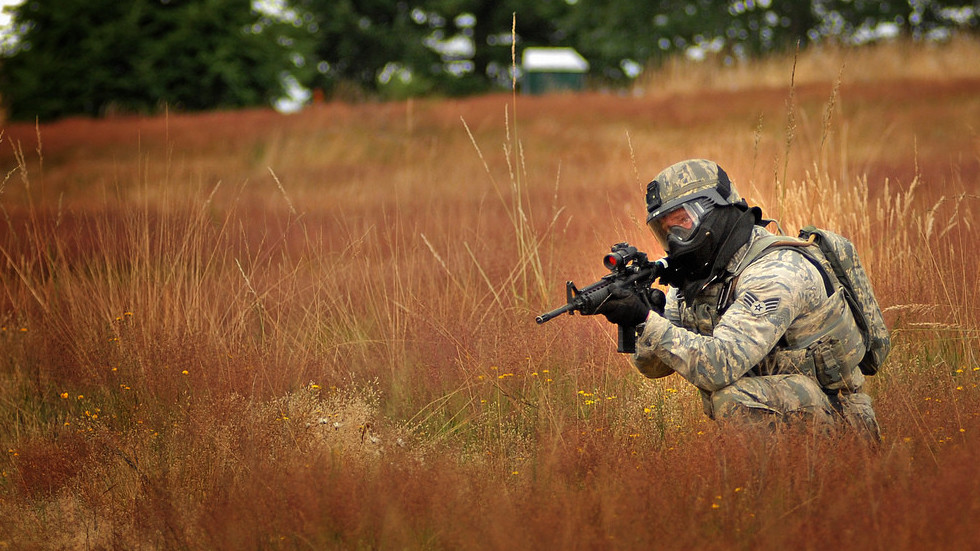 US Army declares war on Russian…weeds