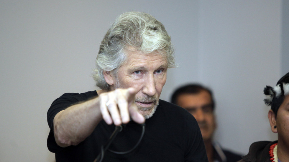 'Nothing to do with aid or democracy': Roger Waters slams 'humanitarian' concert for Venezuela