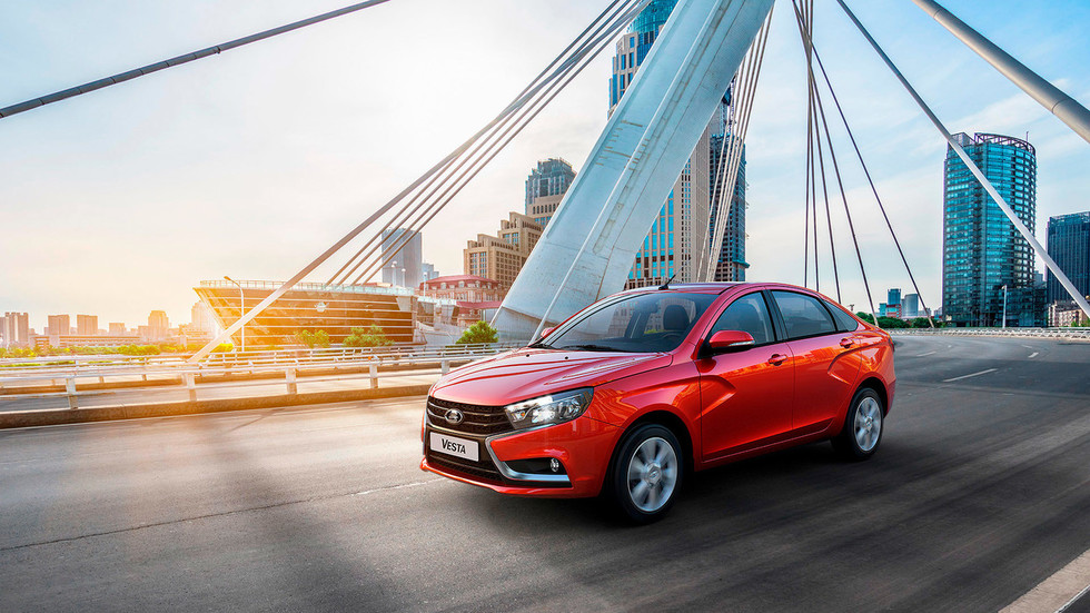 Russia's biggest automaker AvtoVaz negotiating exports to Iran