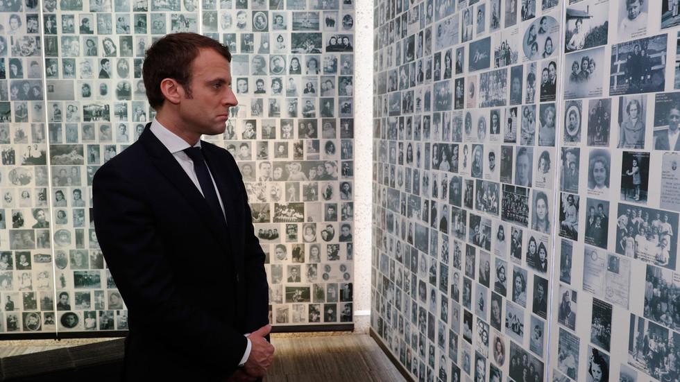 Anti-Zionism equals Anti-Semitism? Macron fuels debate on how to define anti-Jewish hate