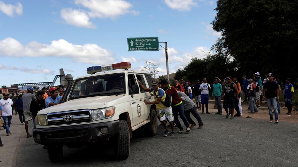Venezuelan border guards open fire on indigenous border community – reports