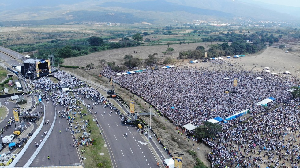200,000 or 10,000? WaPo deletes inflated Venezuela Aid Live attendance figure from its website