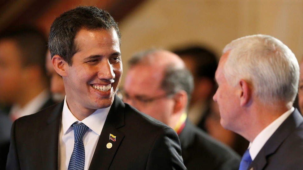 US-backed Venezuela 'president' Guaido faces 30 years in prison – judge