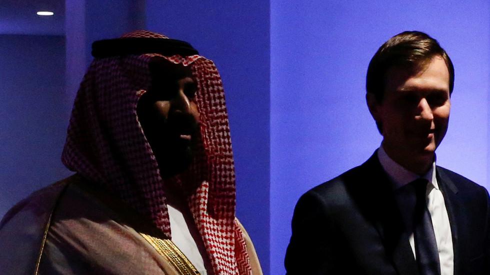Kushner meets with Saudi king, crown prince to discuss 'increasing cooperation'
