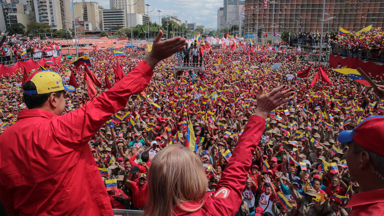 Dissecting the jingoistic media coverage of the Venezuela crisis