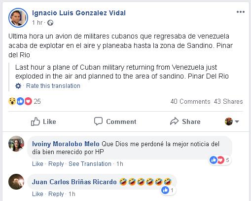 Meteorite hits western Cuba, setting social media on fire