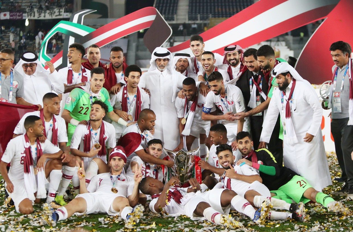 World Cup hosts Qatar stun Japan to win first Asian Cup