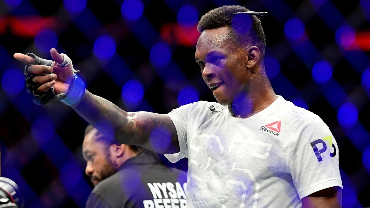 Chris Weidman thinks Israel Adesanya is 'overrated' following UFC 234