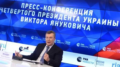 Ukraine's meddling in church affairs promotes 'division & hatred' – former president Yanukovich
