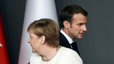 New reality TV premise? Poll shows Macron, Merkel may fare better if they swap countries