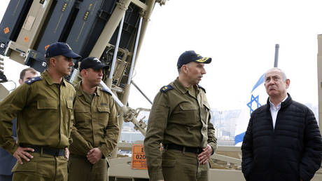 Netanyahu confirms Israeli military shelled Syrian province to prevent 'Iran entrenchment'