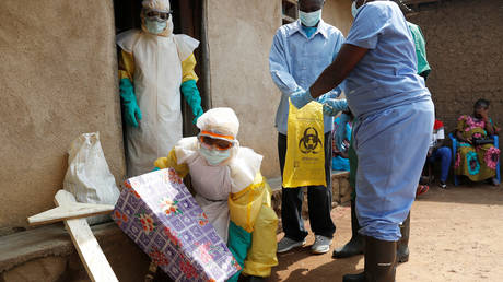 Women in Congo forced to pay for Ebola vaccine with sex – reports