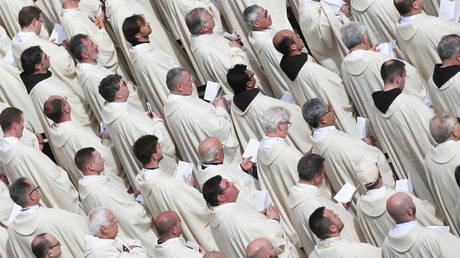 Vatican's homophobic hypocrisy: 80 percent of priests are gay, explosive book reveals