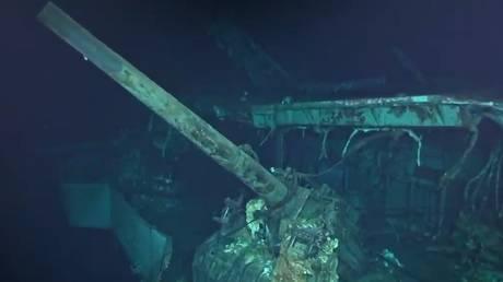 Wreck of aircraft carrier behind WW2 'Doolittle Raid' found on Pacific Ocean floor (PHOTOS)