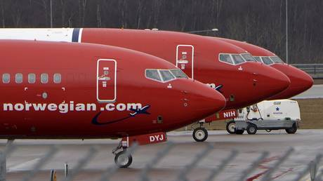 Norwegian airliner stranded in Iran for 60 DAYS (and counting) due to US sanctions